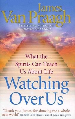 Watching Over Us by James Van Praagh Paperback Book (English)