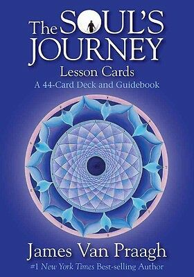 The Soul's Journey Lesson Cards by James Van Praagh (English)