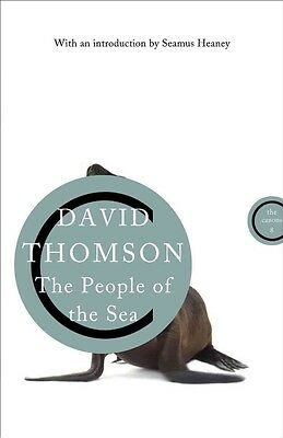People of the Sea by David Thomson Paperback Book (English)
