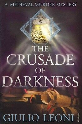The Crusade of Darkness by Giulio Leoni Paperback Book (English)