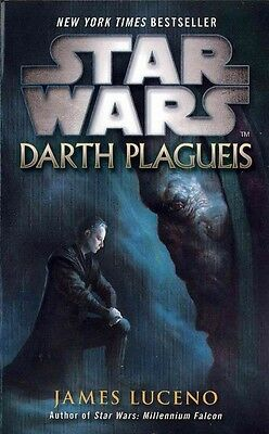 Star Wars: Darth Plagueis by James Luceno Paperback Book (English)
