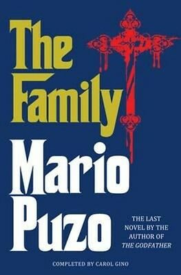 The Family by Mario Puzo Paperback Book
