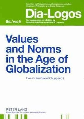 Values and Norms in the Age of Globalization by Paperback Book (English)