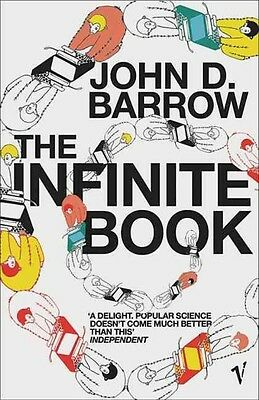 The Infinite Book by John D. Barrow Paperback Book