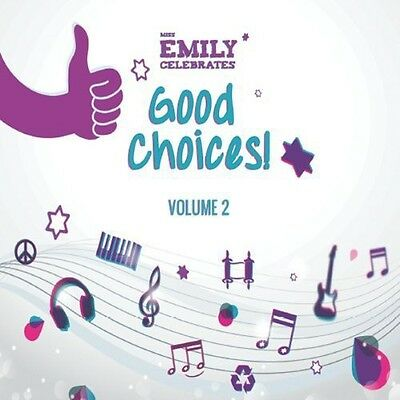 Miss Emily - Good Choices! Vol. 2 [New CD]