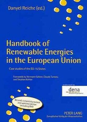 Handbook of Renewable Energies in the European Union by Paperback Book (English)