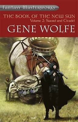 The Book of the New Sun by Gene Wolfe Paperback Book (English)