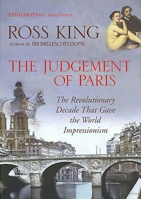 The Judgement of Paris by Ross King Paperback Book