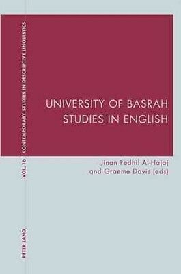 University of Basrah Studies in English by Paperback Book (English)
