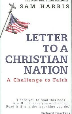 Letter to a Christian Nation by Sam Harris Hardcover Book (English)