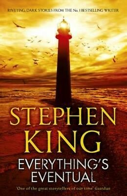 Everything's Eventual by Stephen King Paperback Book (English)
