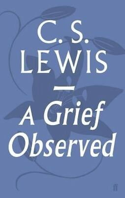 A Grief Observed by C.S. Lewis Paperback Book (English)