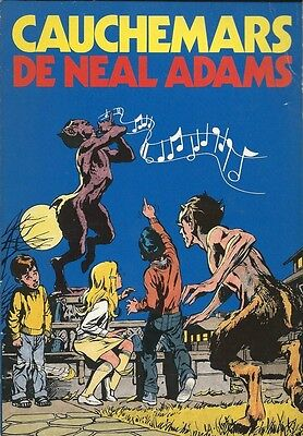Rare Eo 1979 + Éditions Du Fromage + Neal Adams : Cauchemars