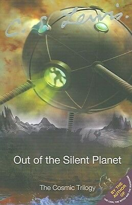 Out of the Silent Planet by C.S. Lewis Paperback Book (English)