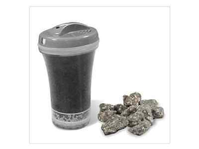 Pimag Waterfall System Components (Replacement Filter and Mineral Stones)