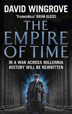 Empire of Time by David Wingrove Paperback Book (English)