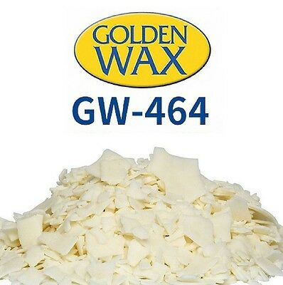 4kg Natural SoY WaX FLaKeS - 100% Vegetable - GW464 - *FREE POSTAGE*