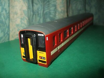 Hornby Class 155 Sprinter Metro Maroon Body Only - 52344