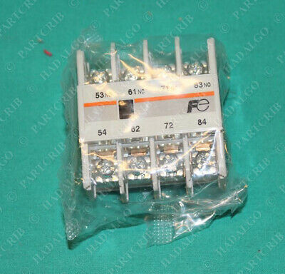 Fuji, SZ-A22, Electric Starter Relay Contactor Auxiliary Contact Block