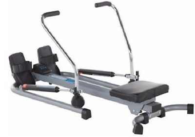 Pro Fitness Dual Hydraulic Rowing Machine - Rower r.r.p £130.00