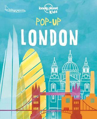 Pop-Up London by Lonely Planet (English) Hardcover Book Free Shipping!