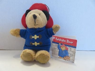 Brand New with Tags Paddington Bear Keychain