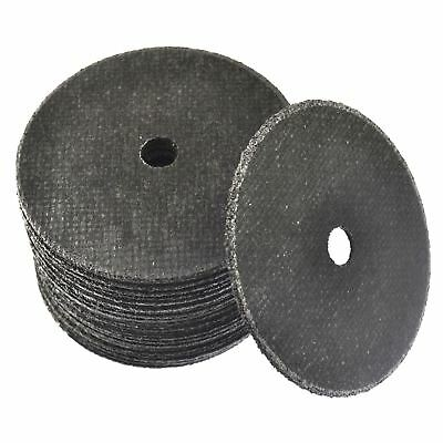 """3"""" Cutting Grinding Discs for Air Cut-off Tool Grinder Cutoff 25 PACK 75mm IRE"""
