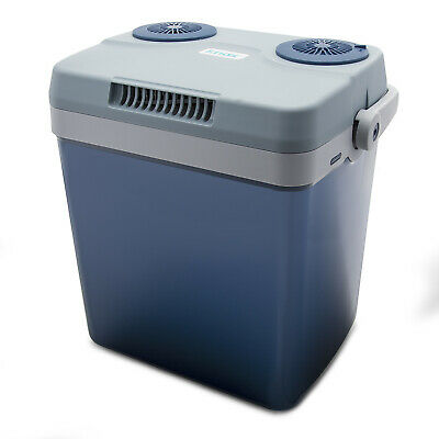 Knox Gear 27 Quart Electric 12 Volt Cooler and Warmer (Blue)