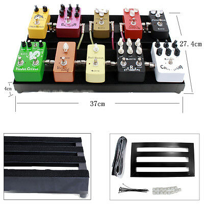Pedalboards Effects Pedal Board Case Electric Guitar FX - AMAZING IN EVERY WAY