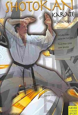 Shotokan Karate Kata 1 by Joachim Grupp Paperback Book (English)