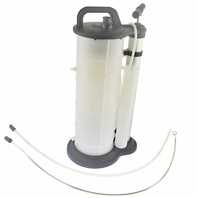 9L Manual Oil Suction Fluid Extractor Transfer Vacuum Pump Gearbox IRE