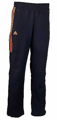 adidas T12 Team Hose für Herren, Team Wear- Hose - schwarz/orange