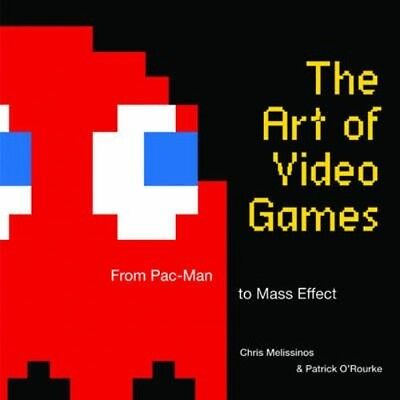 Art of Video Games by Chris Melissinos Hardcover Book (English)