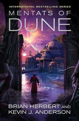 Mentats of Dune by Kevin J. Anderson Paperback Book