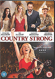 Country Strong - DVD - Brand New & Sealed