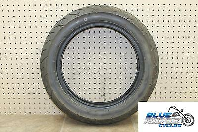 13 Honda Silver Wing 600 Fsc600 A Used Front Tire Irc Ss-530F 120/80-14