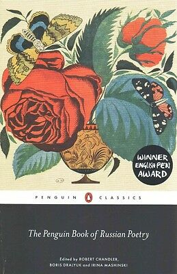 Penguin Book of Russian Poetry by Chandler Robert Paperback Book (English)