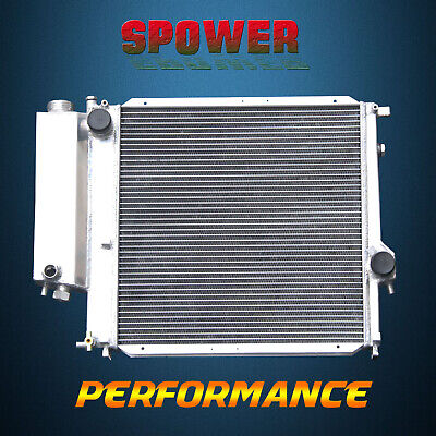 Aluminum Radiator For BMW E36 316i 318i 320i 323i 325i Z3 4Cyl 6Cyl Manual + Cap
