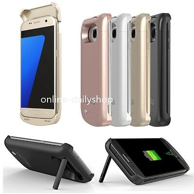 For Samsung Galaxy S7 /S7  edge External Battery Backup Case Charger Power Bank