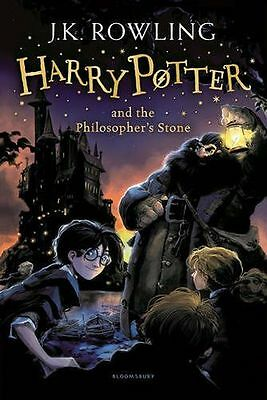 Harry Potter and the Philosopher's Stone: 1/7 (Harry Potter (PB) 9781408855652)