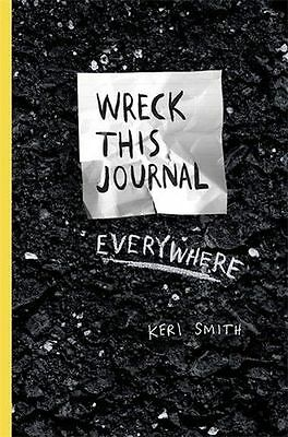**NEW** - Wreck This Journal Everywhere (Paperback) ISBN9781846148583)