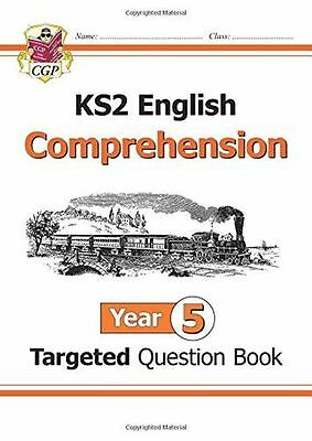 KS2 English Targeted Question Book: Comprehension - Year 5 (PB) 9781782944508)