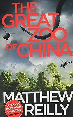 **NEW** - The Great Zoo Of China (Paperback) ISBN9781409155584)