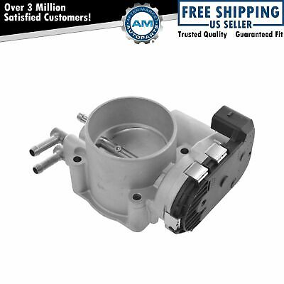 Throttle Body Assembly for Audi A4 A6 VW Volkswagen Passat 2.8L 3.0L ATQ AVK New
