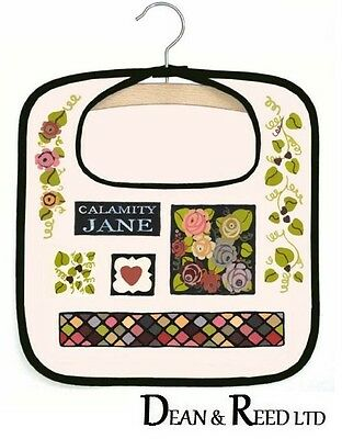 Julie Dodsworth: Calamity Jane Cotton Peg Bag