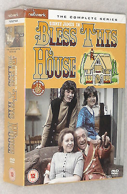 Bless This House - Complete Series - DVD Box Set - NEW & SEALED