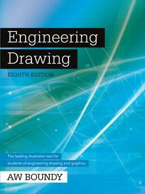 Engineering Drawing and Sketchbook 8th Edition by Albert Boundy Paperback Book F