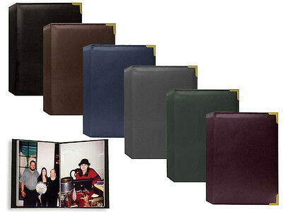 Pioneer Photo Albums 5x7in 1-up 24 Photo Color Varies - SM57