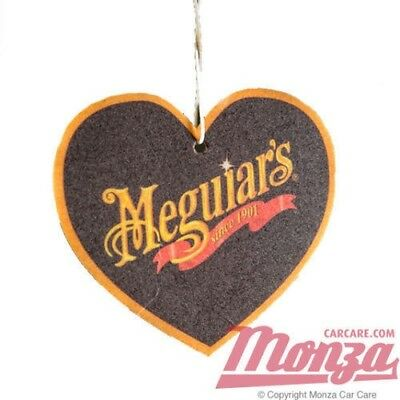 NEW!! Meguiars **Fresh Raspberry Scented** Car Air Fresheners **PACK OF 4**