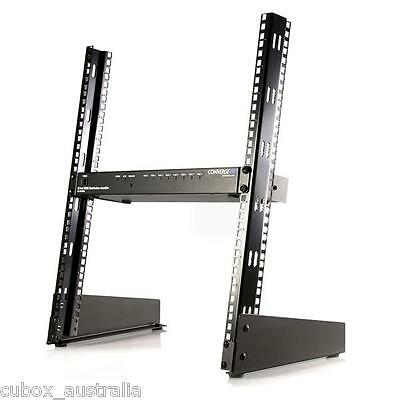 STARTECH 12U 19in Desktop Open Frame 2 Post Rack RK12OD - Australia stock